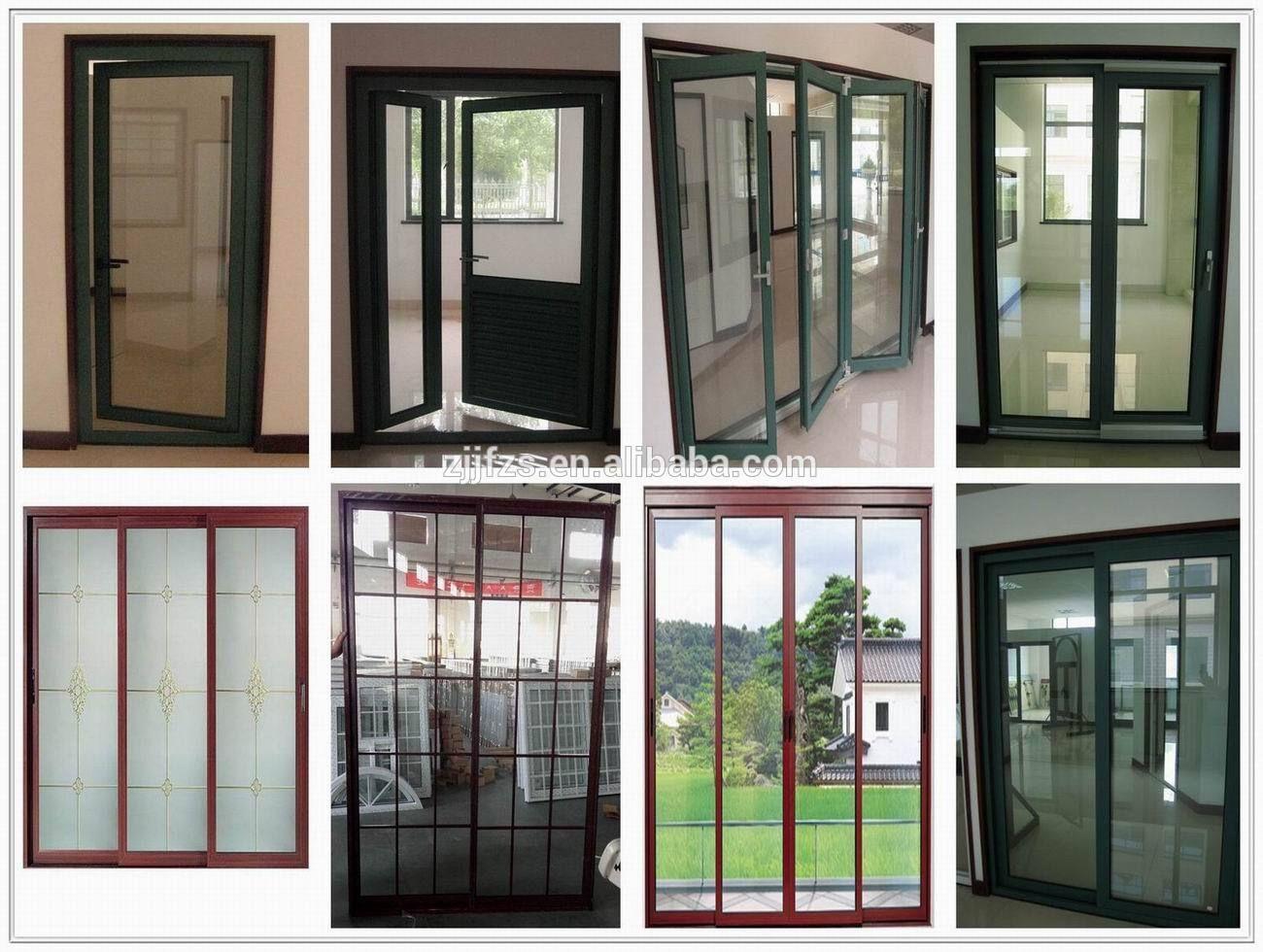 Resultado de imagen para tipos de puertas correderas for Puertas para patio exterior