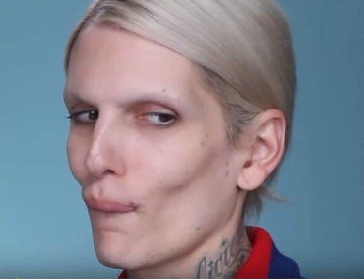 Jeffree Star on   Reaction face, Meme faces, Reactions meme