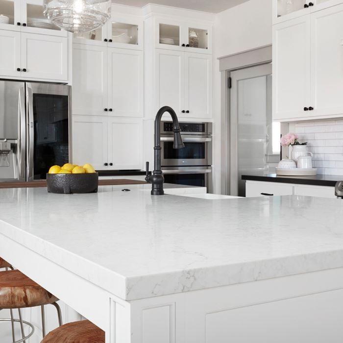 Tiling Kitchen Island Countertop
