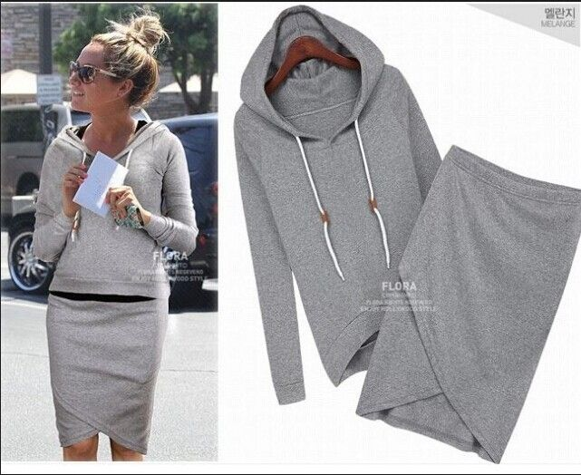2 Piece Set Suit Clothing Casual Top Skirt Pullover Hoodie Jumper Sweats Sweatshirt Asymmetrical Skirt Tracksuit  Sportswear  ON SALE $19.99  www.freshinstyle.com  #hot #style #fashion #shopping #maxi #sale #outfit #clothes #dress #shopping #trend #boutique #onlineboutique #model #beautiful #skirt #blog #blogger #fashionblogger #outfitoftheday #ootd #onlineshop #onlineshopping #splendour  http://ift.tt/20Oqscr by freshinstyle_fashion