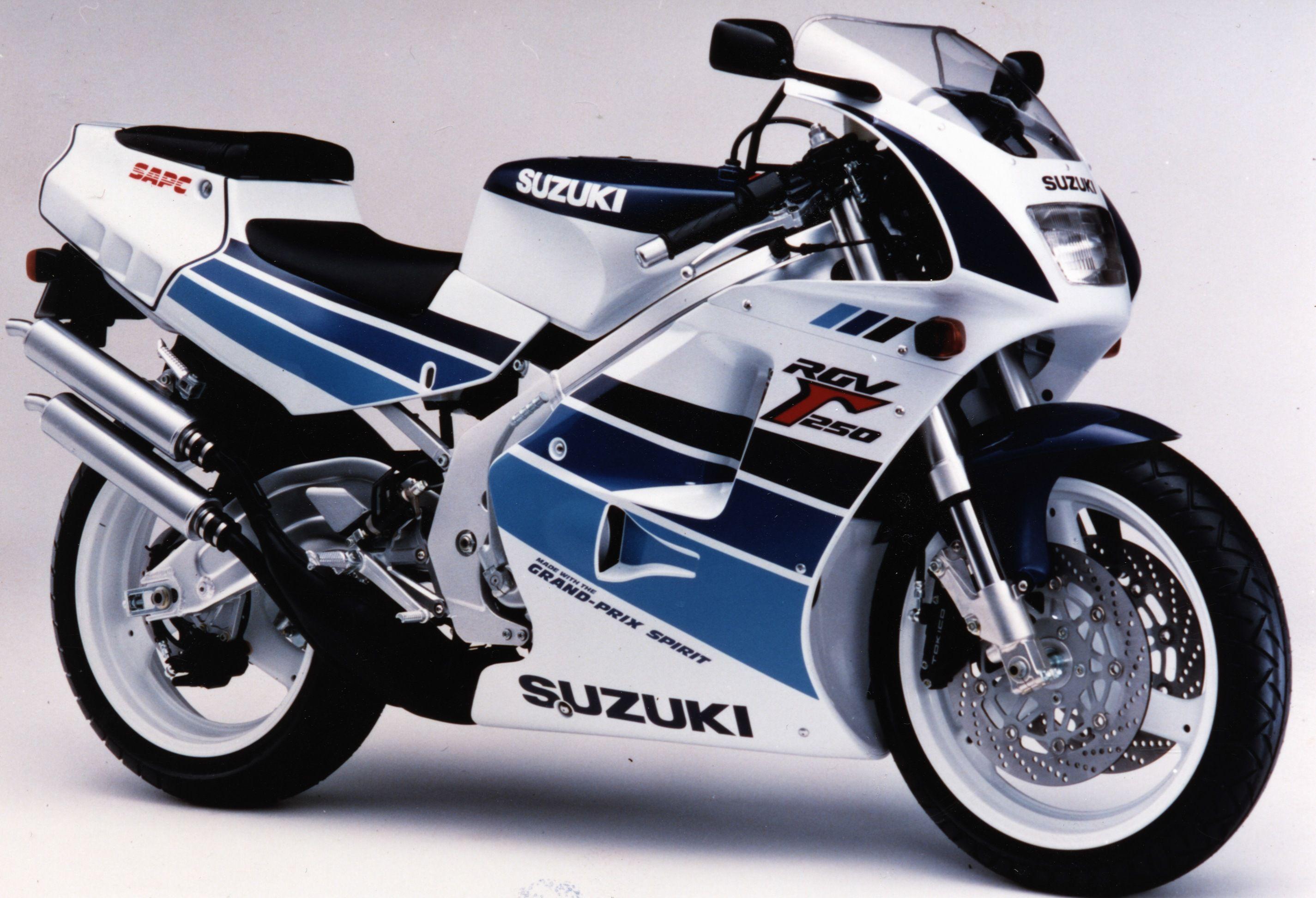 Suzuki RGV250 Modell 1991