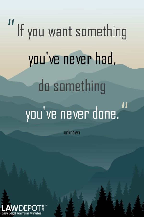 Quote If You Want Something Youve Never Had Do Something Youve