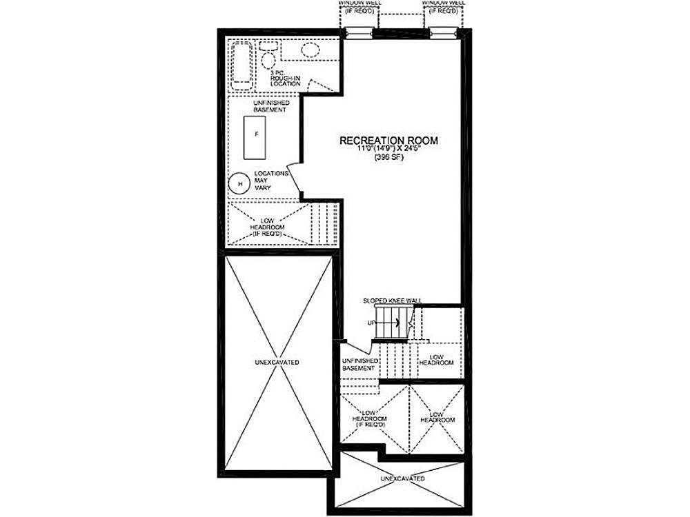 Floor Plan Copperwood Single Family Home Glenview Homes Single Family Home Floor Plans Floor Plans