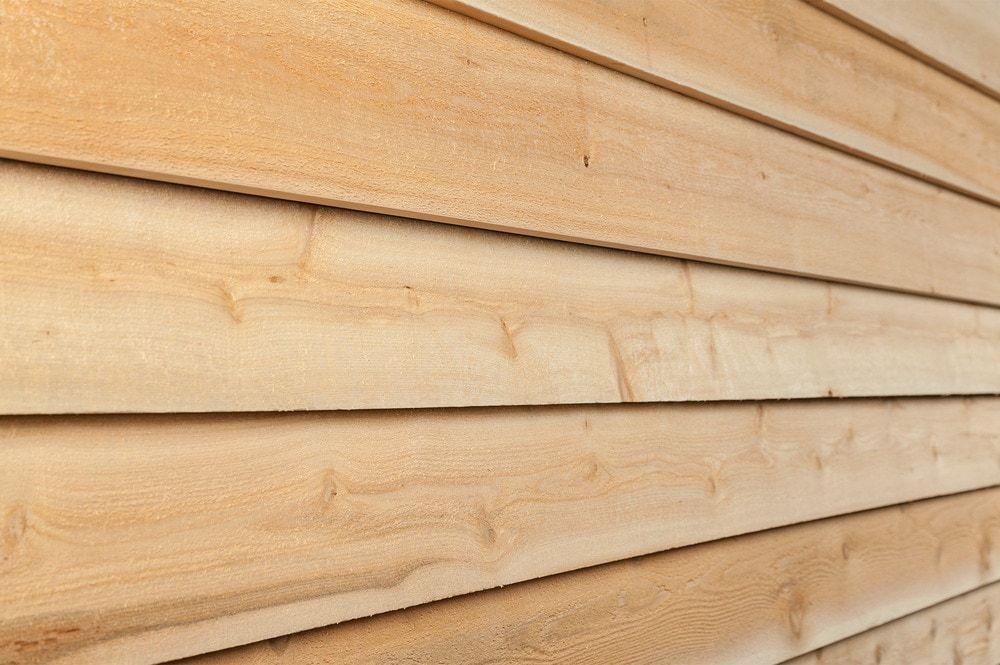 Best Builddirect® Strongside Wood Siding Eastern White Cedar 400 x 300