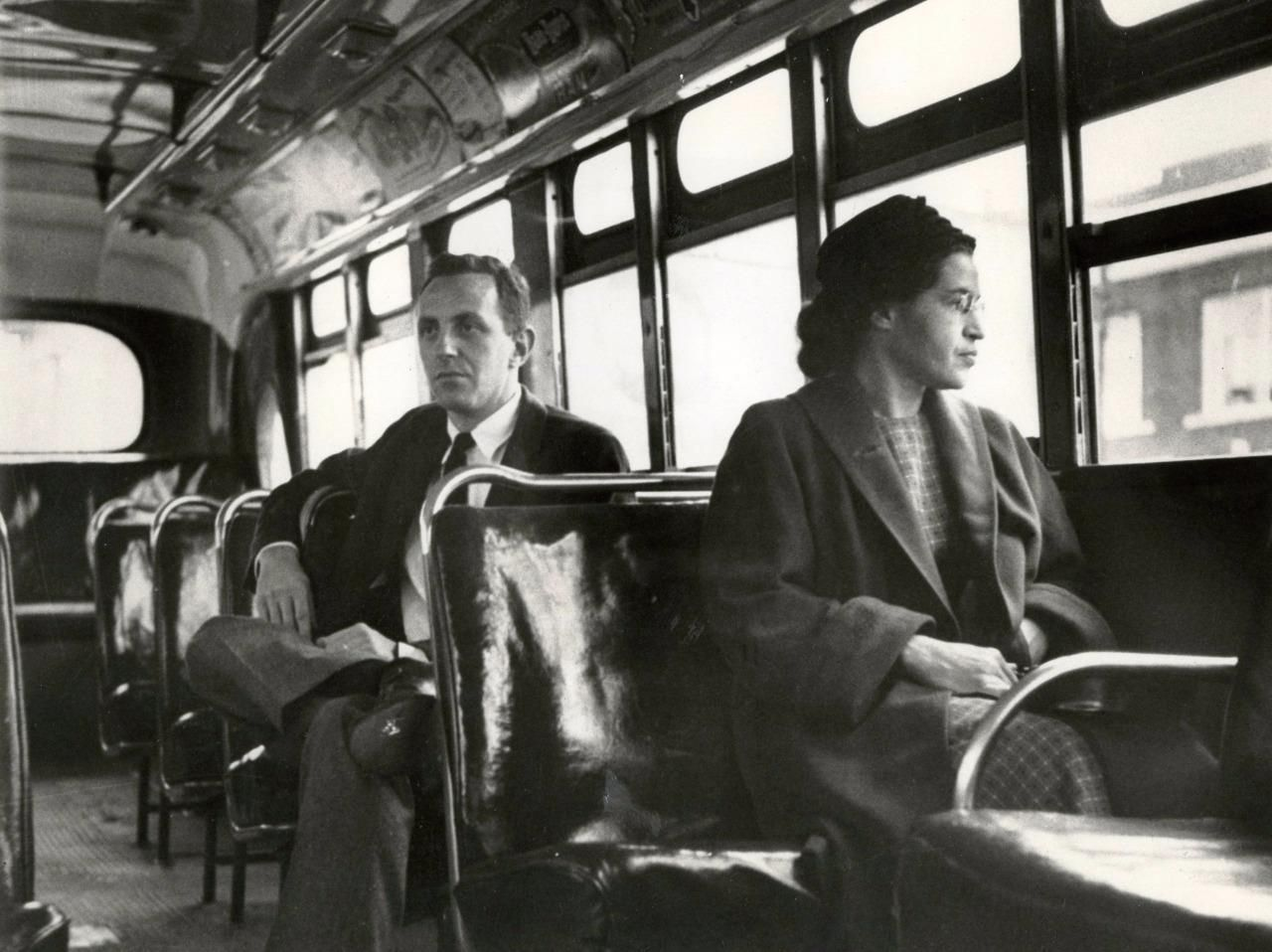 Details About Rosa Parks Glossy Poster Picture Photo Seat Bus