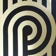 Image result for black & white zig zag wallpaper hallways uk