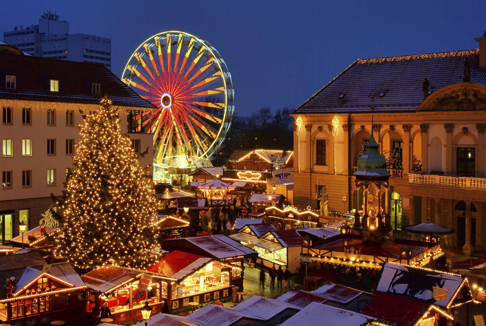 Berlin Christmas markets - WeihnachtsZauber Gendarmenmarkt ...