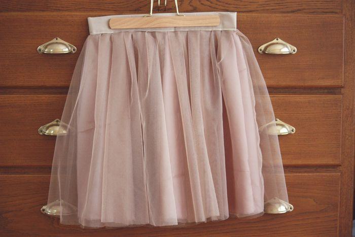 diy comment faire une jupe en tulle jupe tutu couture idees costura couture et ropa. Black Bedroom Furniture Sets. Home Design Ideas