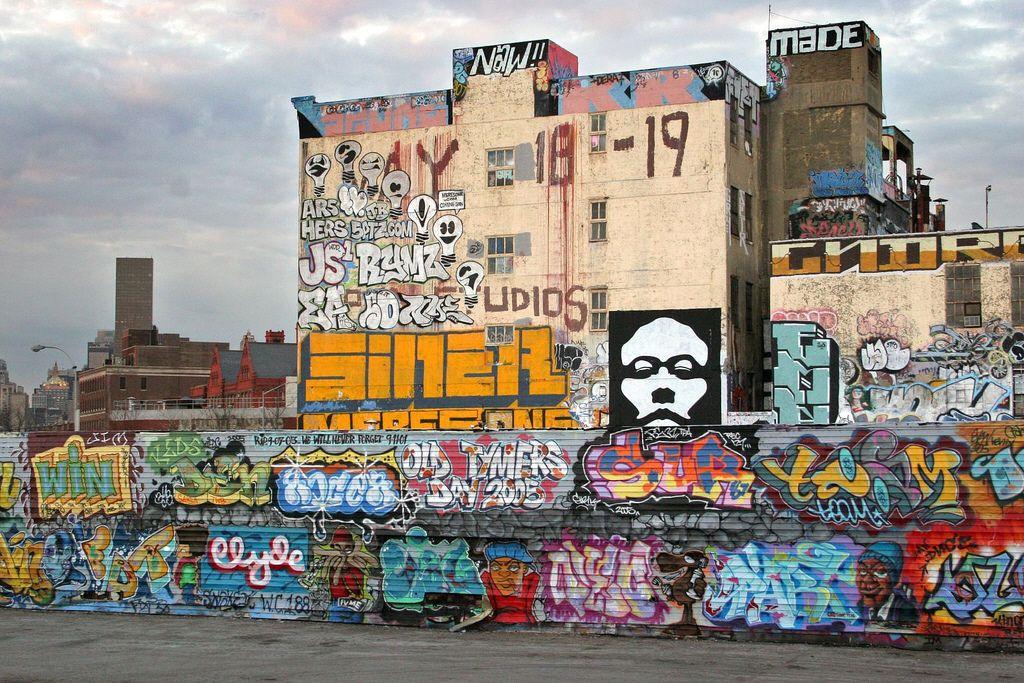 Nueva York #streetart
