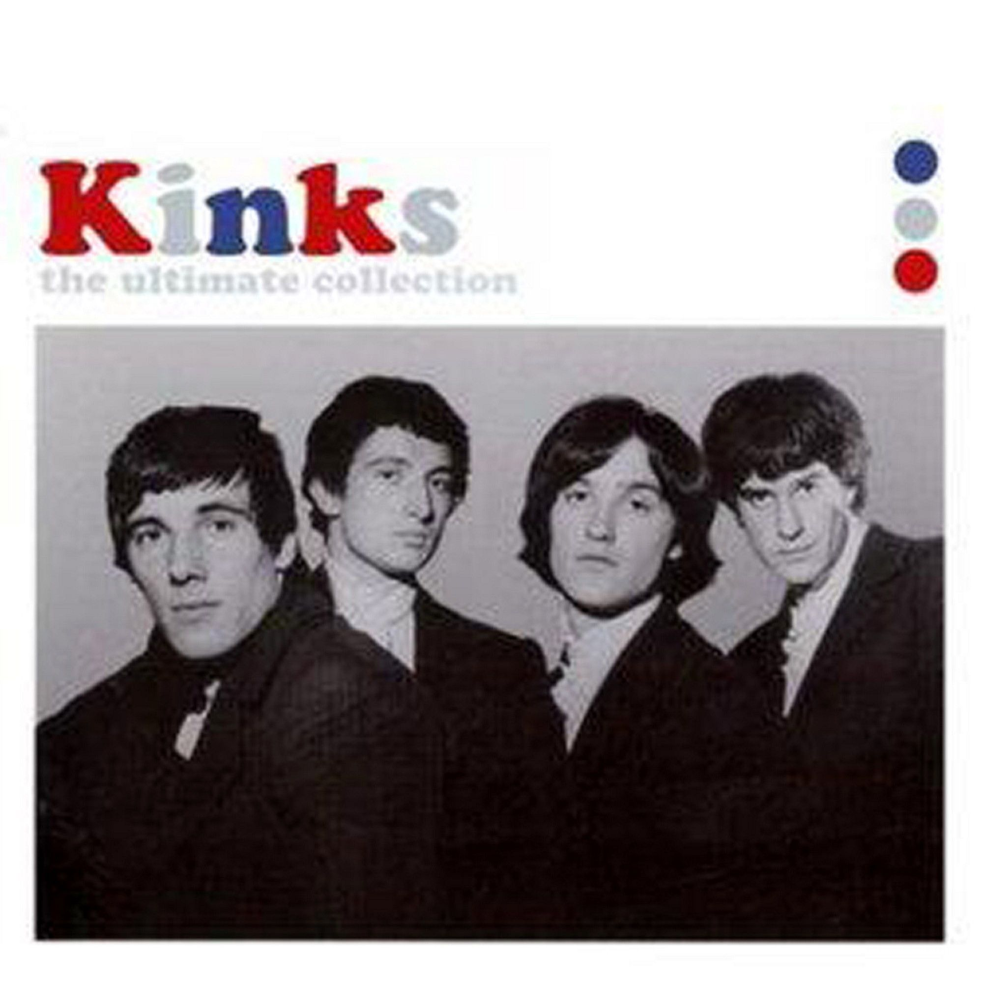 The Kinks Ultimate Collection: Pin On Products