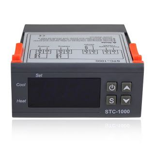 Control Products Tc 9102d Hv Dual Stage High Voltage Digital