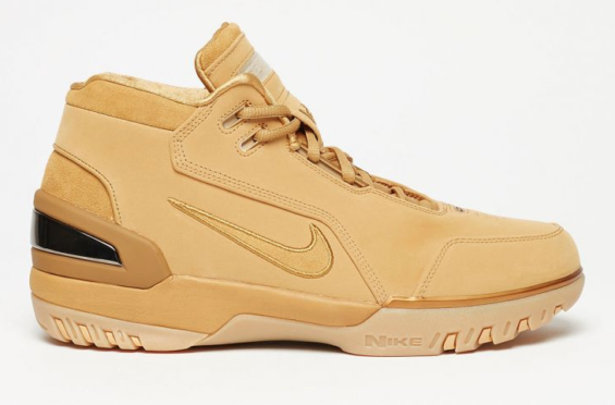 a642770fe8d64 Nike Air Zoom Generation Wheat Dropping This Weekend The Nike Air Zoom  Generation was LeBron James
