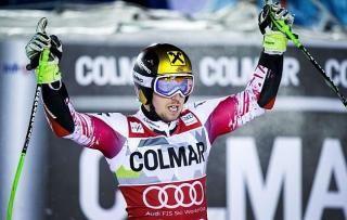 Hirscher se impone a Ligety en el slalom gigante de Are
