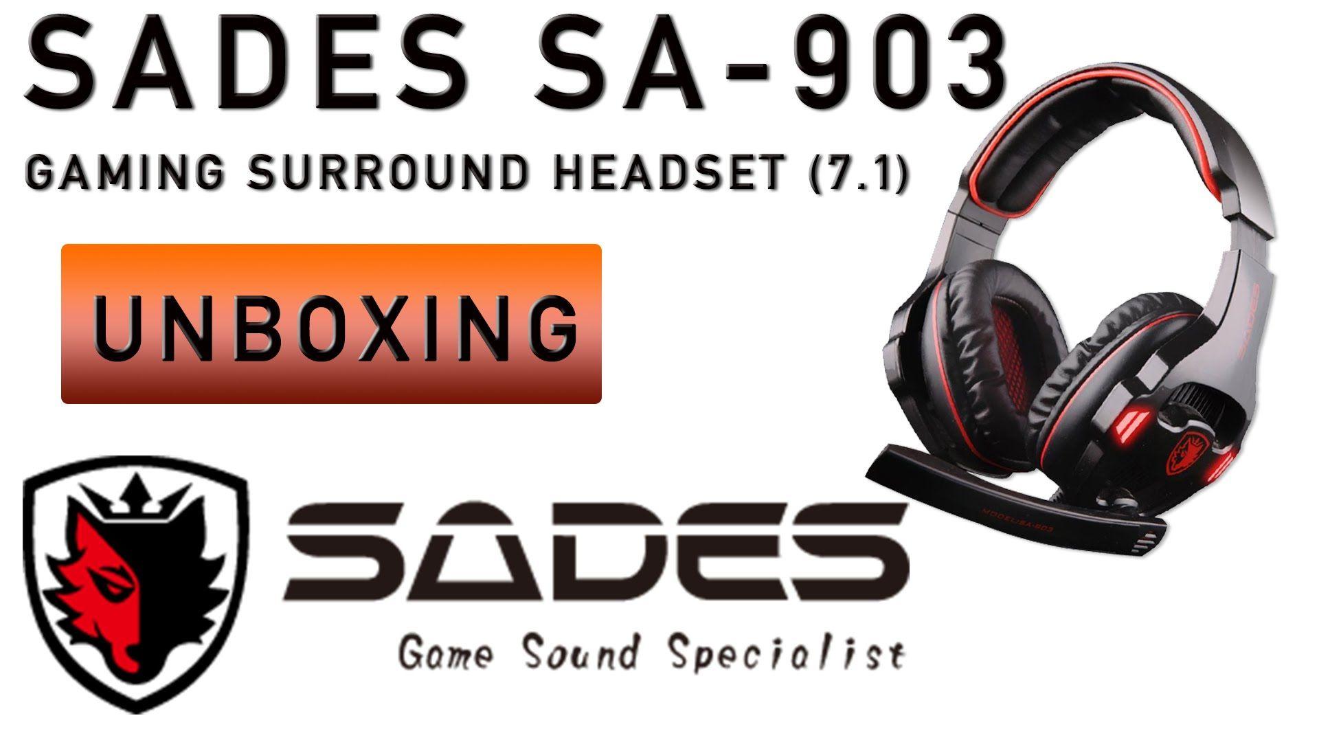 Top 10 Best Sades Gaming Headset Driver Windows 10