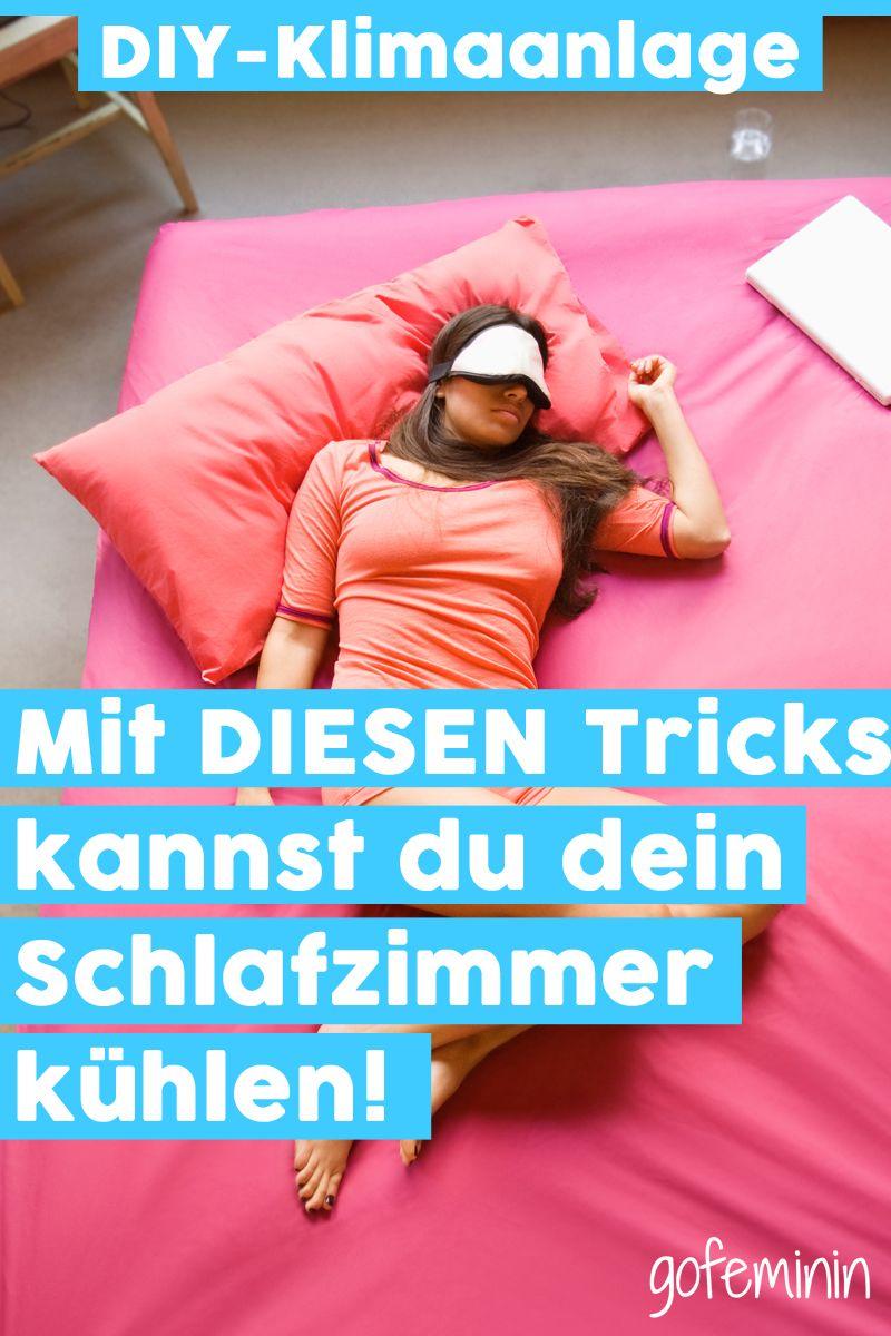 Schlafzimmer Kuhlen Die Besten Tricks Ohne Klimaanlage Tricks Klimaanlage Und Diy Klimaanlage