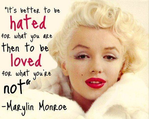Marilyn Monroe: Popularly Attributed Misquotes
