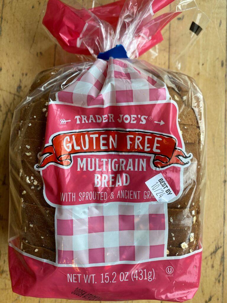 Trader Joe S Gluten Free Multigrain Bread Review In 2020 Trader Joes Gluten Free Multigrain Trader Joes