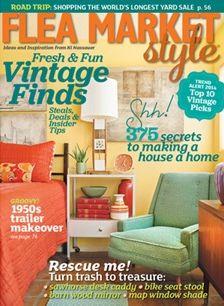 Flea Market Style. Great Magazine!