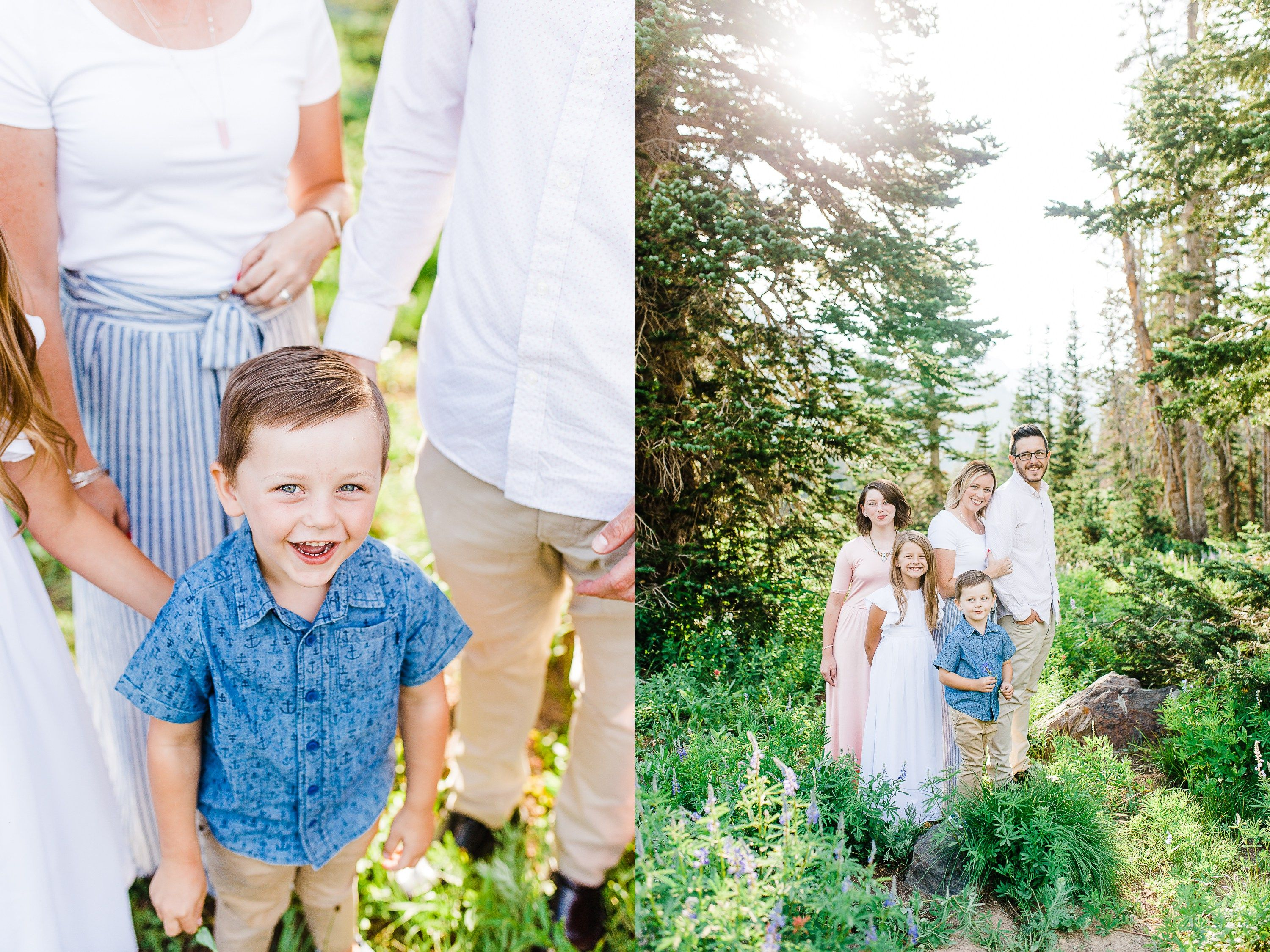 La Cognata Family | Albion basin, Summer family pictures and Family ...