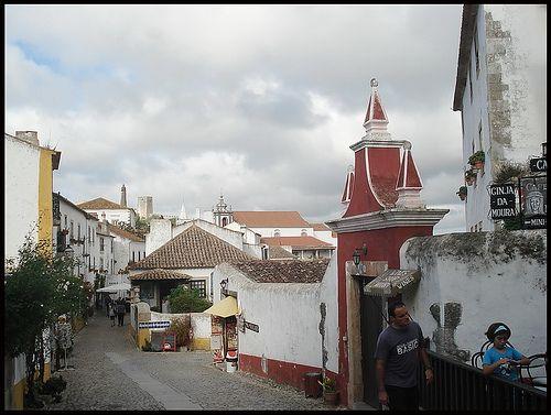 Vila de Óbidos-Portugal