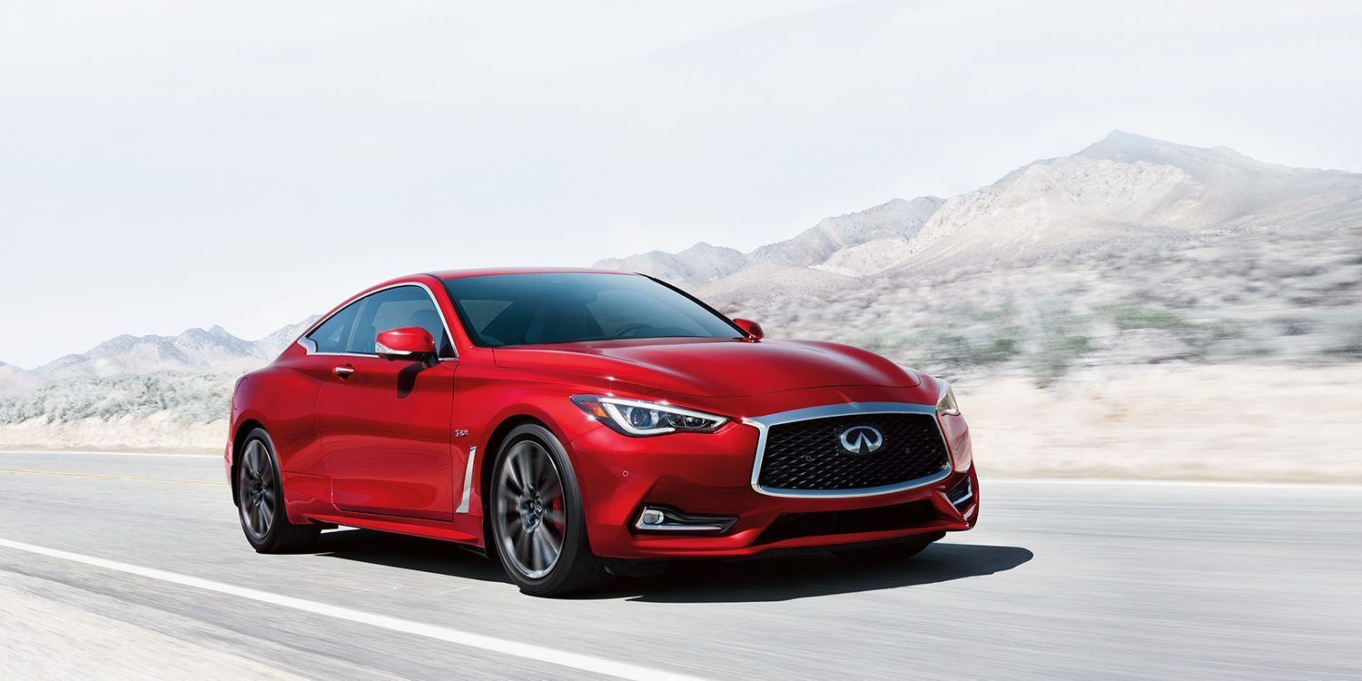 Infiniti Q60 Sports Coupe Coupe New Engine