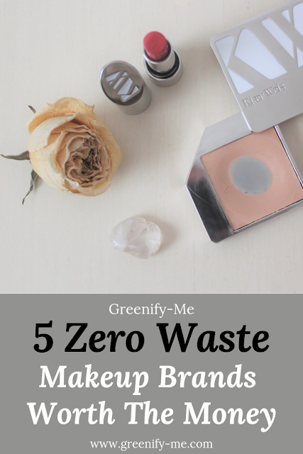 5 Zero Waste Makeup Brands Worth The Money Makeup brands