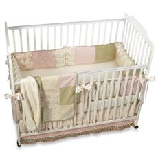 The crib bedding we already have!