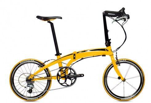 A Dahon Vector Folding Bike Folding Bike Folding Bicycle Bicycle