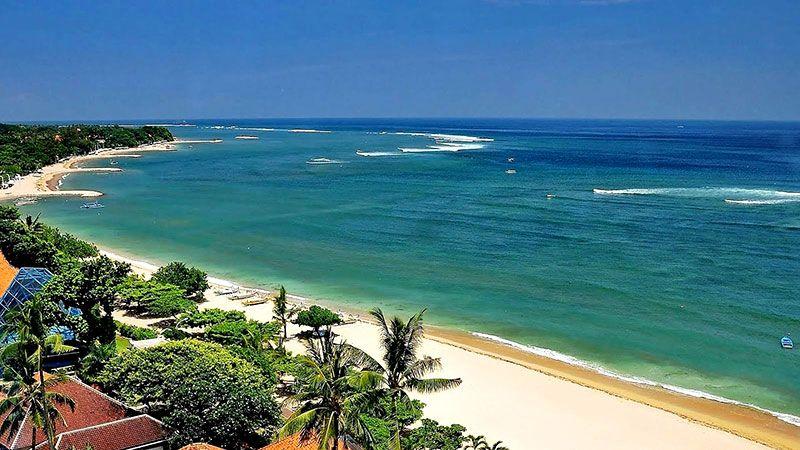 Obyek Wisata Pantai Kuta Bali Kuta Beach Bali Honeymoon