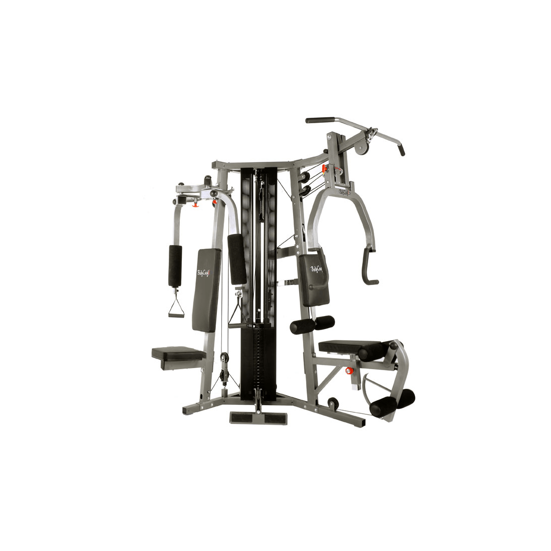 BodyCraft Galena Pro Single Stack Home Gym | At home gym ...