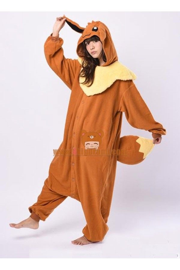 Pokemon Go Kigurumi Eevee Costumes in 2019  ddd254825