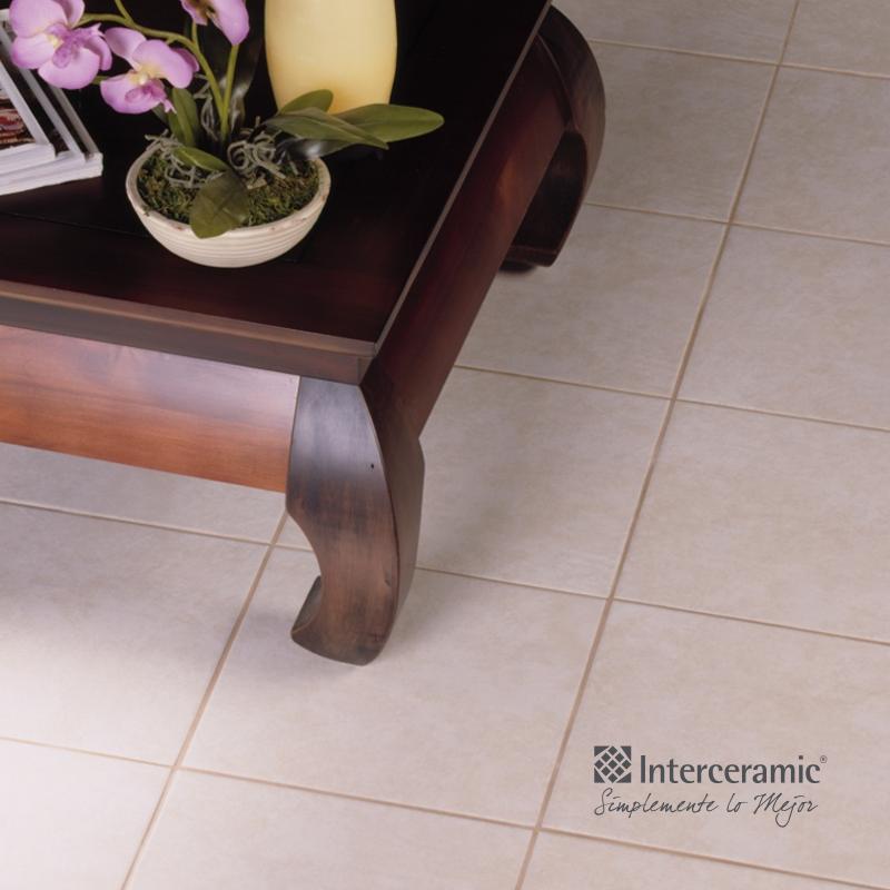 Crea contrastes con tus muebles y pisos.