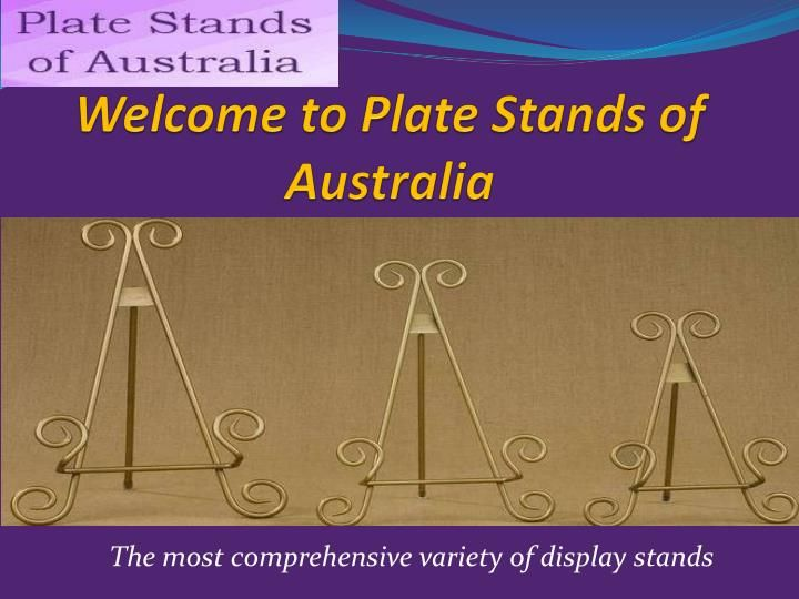 Plate Stands of Australia has earned a high repute as a one stop destination for display  sc 1 st  Pinterest & Plate Stands of Australia | Plate stands Cutlery and Commercial