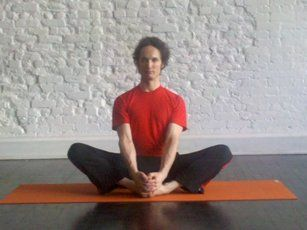 6 yoga poses to help you chill out and wind down  seated