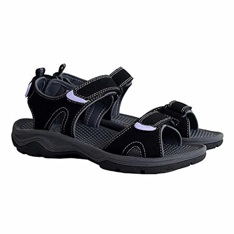 Women's River Sandal Black / Purple Size 9 M US