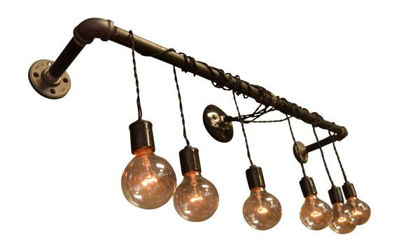 Vanity Light - Bathroom Light - Wall light - Bathroom fixture - Wall fixture - Vanity fixture - industrial decor - wall decor - Old Light