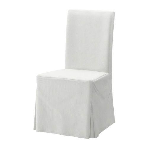 Henriksdal Housse Pour Chaise Longue Blekinge Blanc Capa Pra