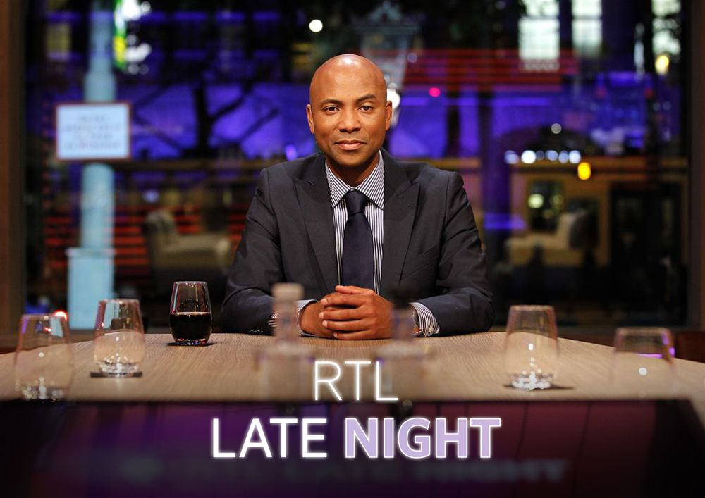 RTL Late Night with Francine Houben 2014