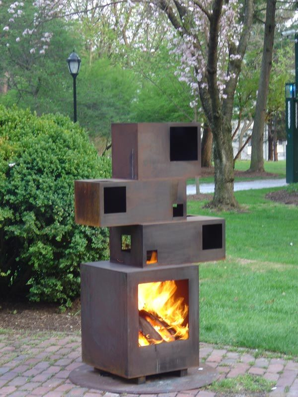 with of one types pits from what fire raised blocks htm fireplace metal are pit outdoor kind made different some fireplaces