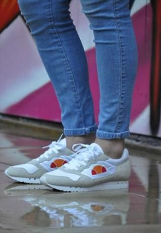 90s Ellesse trainers are back | 1990