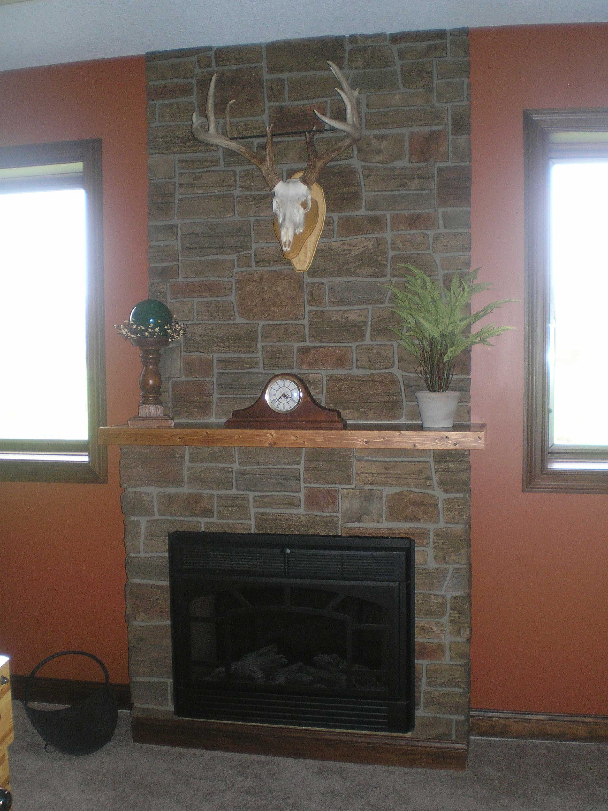 fireplace stone veneer panels fireplace pinterest stone veneer