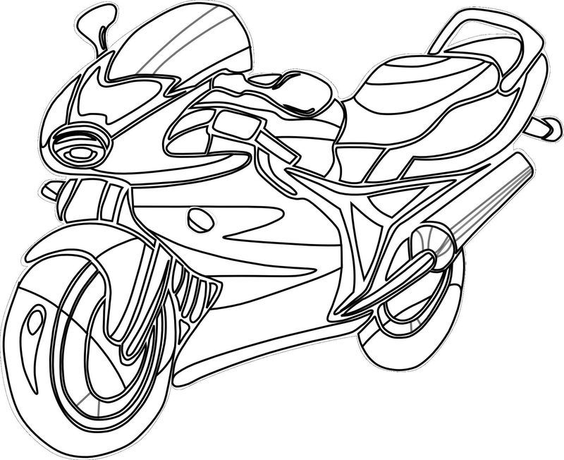 Motorcycle Coloring Pages Coloring Pages For Kids Puppy Coloring Pages Cars Coloring Pages