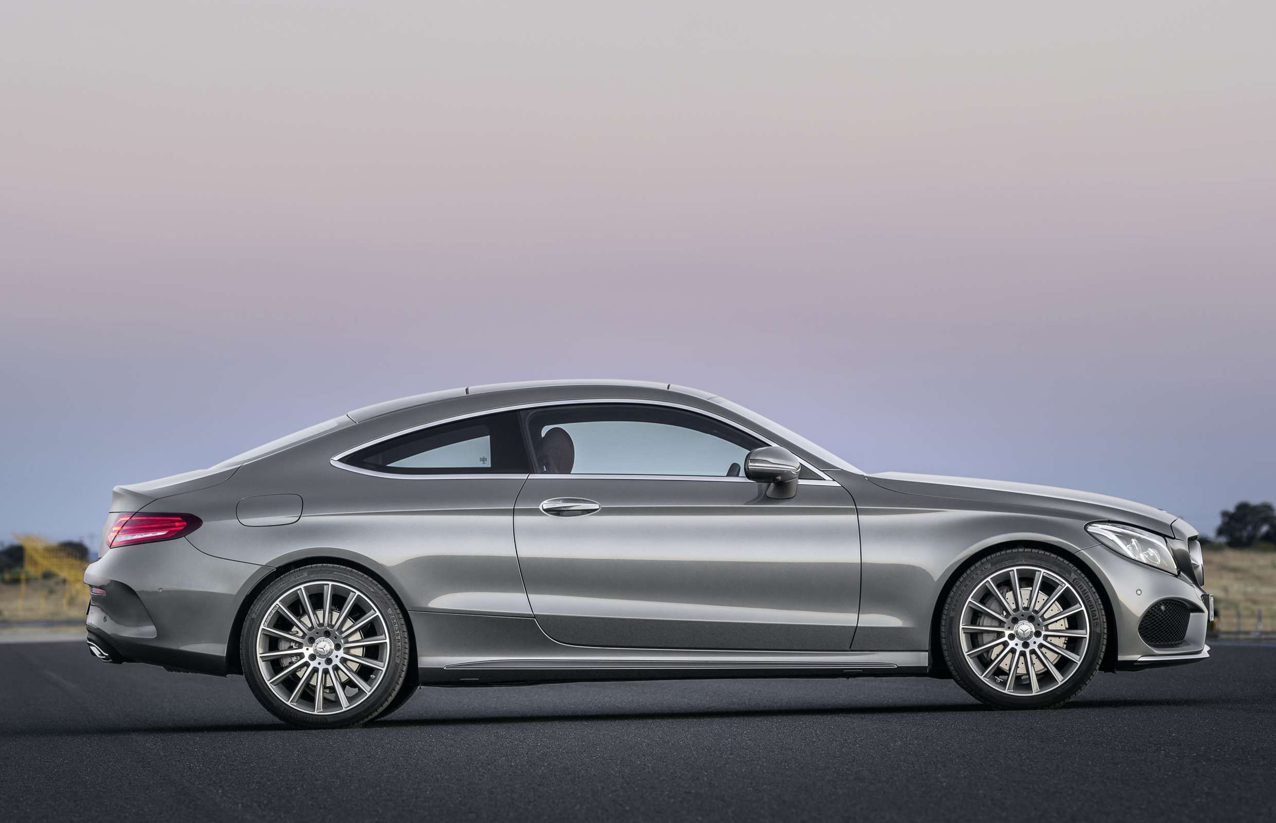 Mercedes Benz C Class Coupe 2016 With Images Mercedes C Class