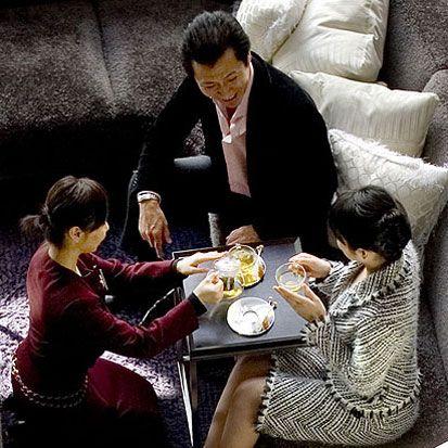 マンダリンオリエンタル東京 Mandarin Bar