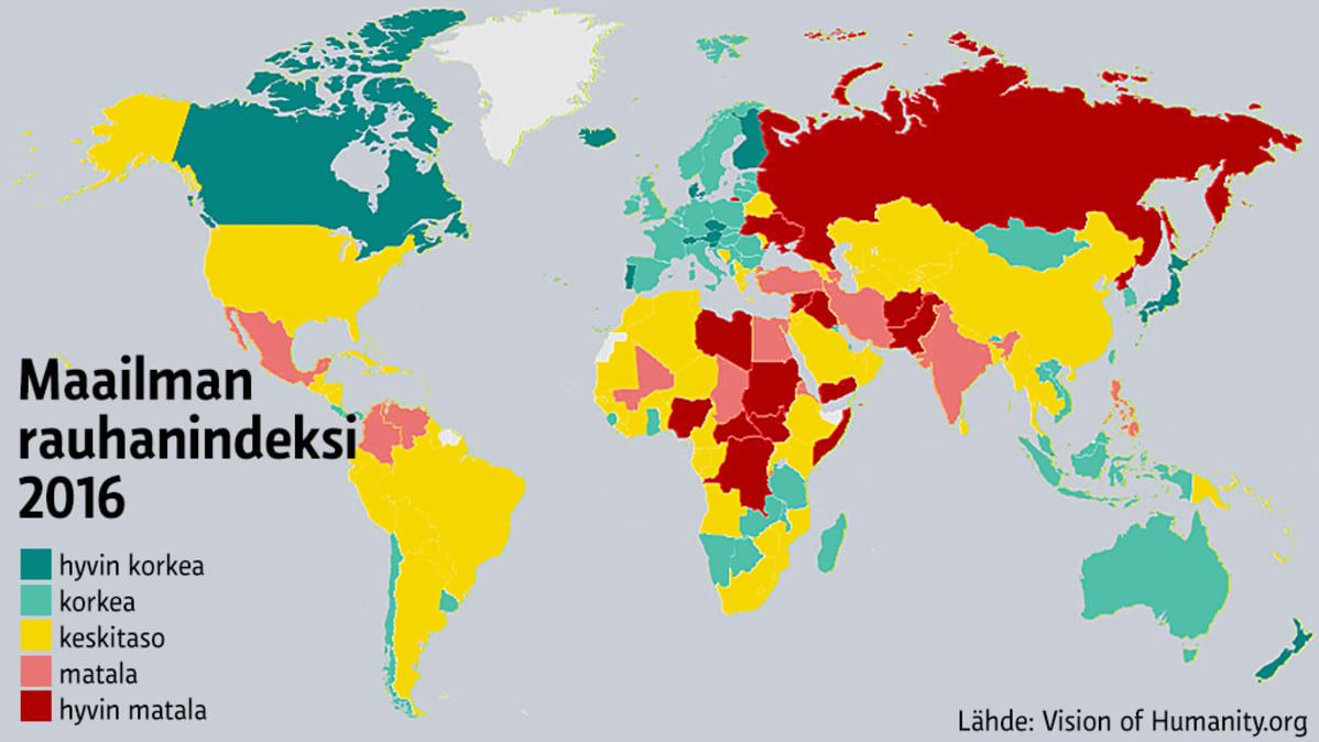 Kartta Kartta Suomi