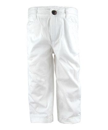 toddler white pants - Google Search | Boy Chinos | Pinterest ...