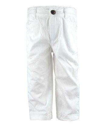 toddler white pants - Google Search | Boy Chinos | Pinterest ...
