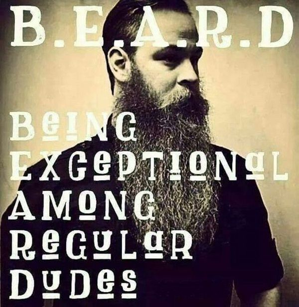 awesome bearded lovers have rest