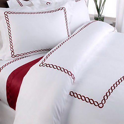 Housse De Couette Flanelle Erwin Beige Bed Linen Duvet Covers Home