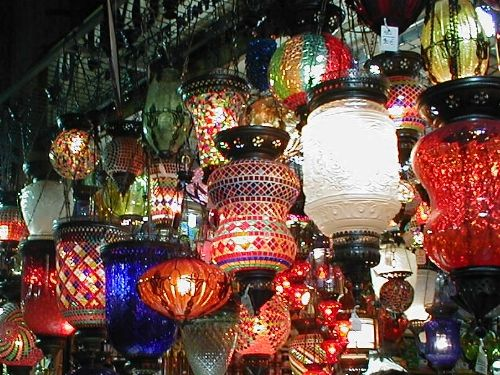Indian Style Living Smiles Outdoor Party Lighting Party Lights Indian Lanterns